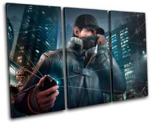 Watch Dogs Gaming - 13-1772(00B)-TR32-LO